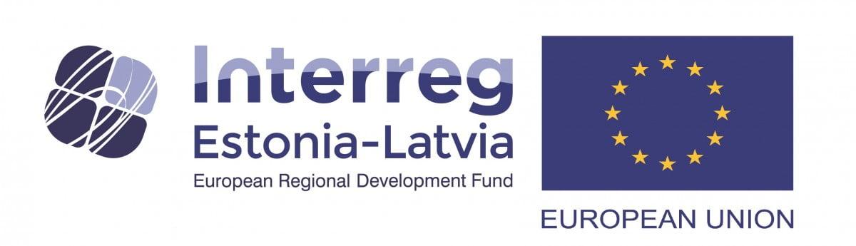 ESTLATlogo both together with EU flag
