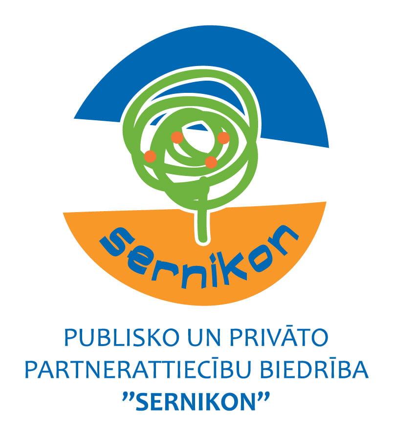 Sernikon jaunais logo 2015